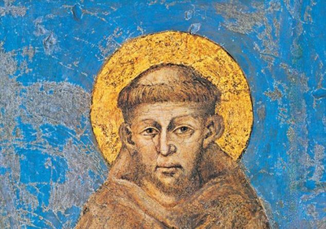 Gli auguri di Isa a Francesco (ai Francesco): il santo dei santi