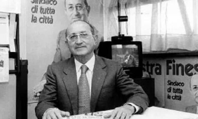 Ajmone Finestra, il ritratto di un sindaco che sapeva sorridere