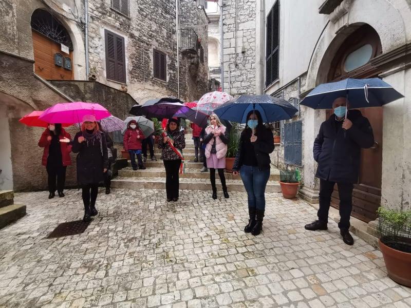 Le strade donna di Bassiano