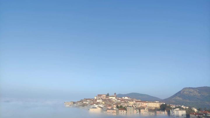 La nebbia di Sezze