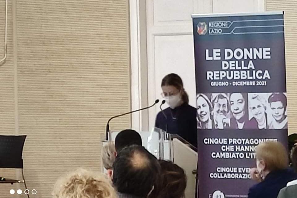 Le donne della Repubblica: ricordata Nilde Iotti a Latina
