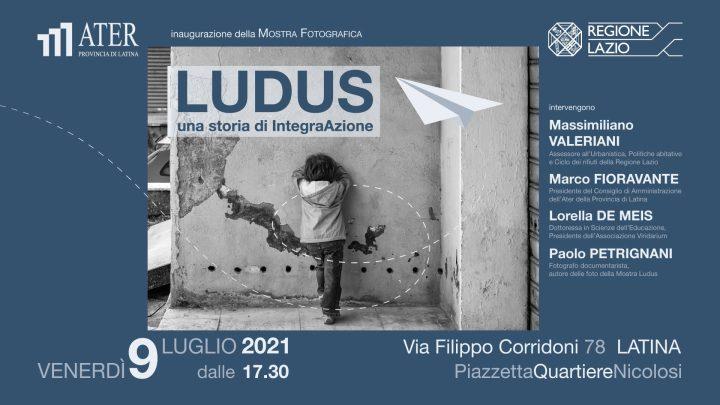 Ludus – una storia di IntegraAzione: aperta la mostra al Nicolosi dal 9 luglio