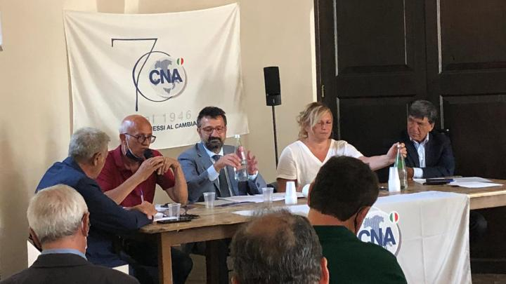 La CNA Latina: Giuseppe Cannavale neo Presidente