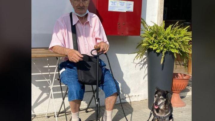 Storie di mare a Sabaudia: La vita di Antonio un signore che mi ha presentato il mio cane