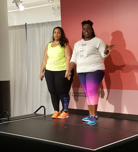 CURVYCon co-founders Chastity Garner and CeCe Olisa