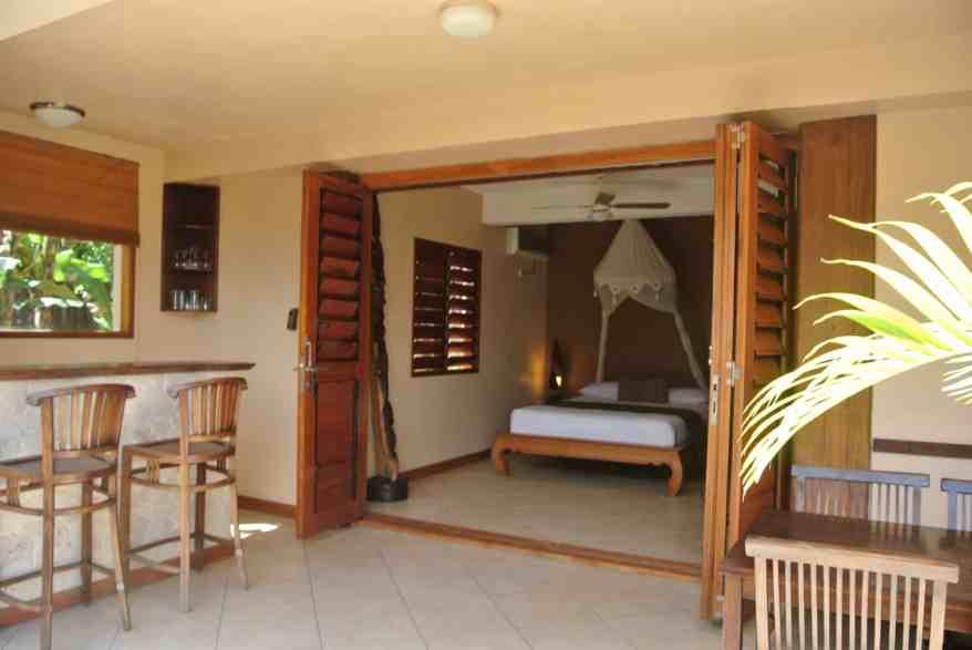 Fatumaru seaview apartment - open terrace