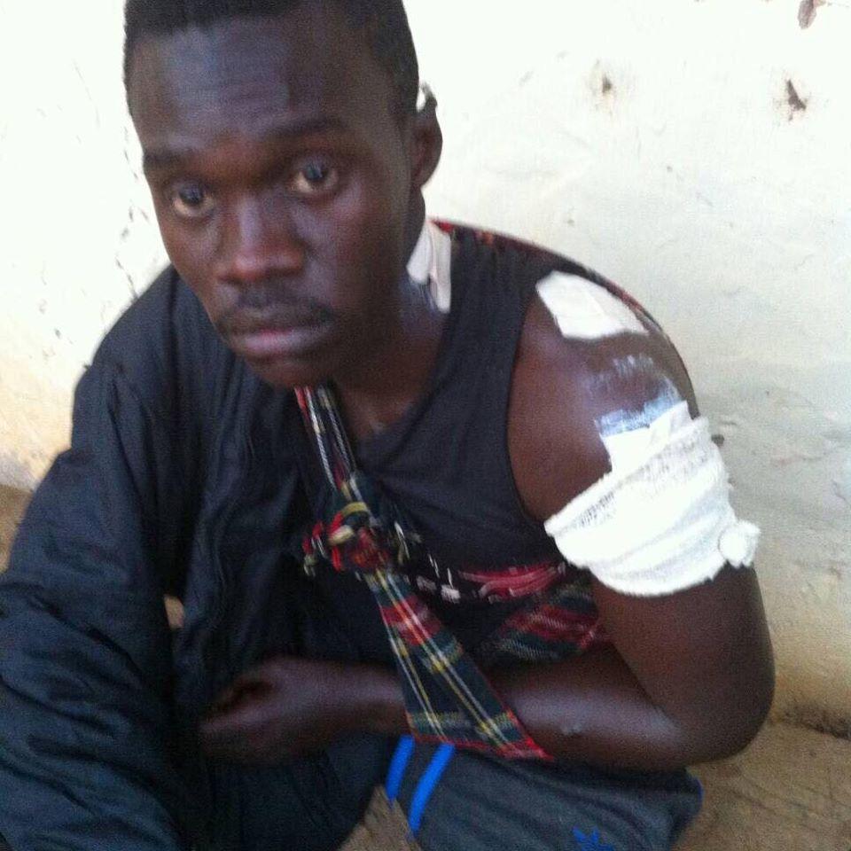 Journalist Seeks Assistance For Medical Treatment