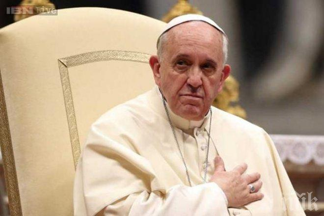 On the Impending Deportation of Migrants: an Epistle to Pope Francis