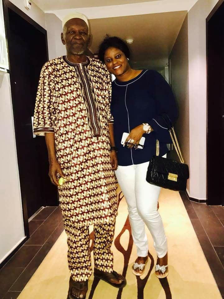 Obituary: Fatu Camara's Dad Passed Away Last Night