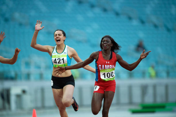 As Gambia's Gina Bass Reaches Semis in Australia, Two Coaches And Athlete Abscond