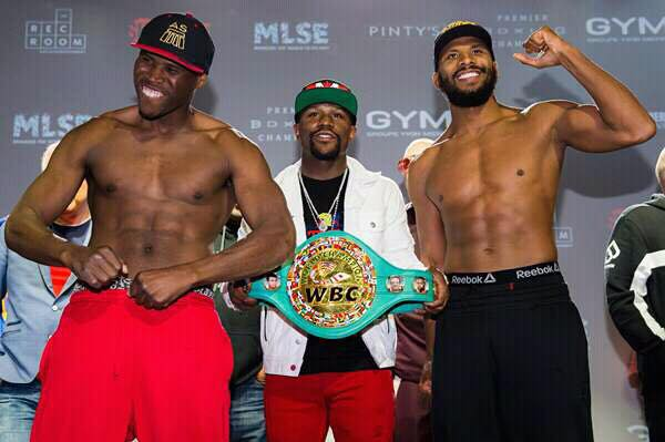 Gambia, Your Son, Badou Jack Fights Tonight