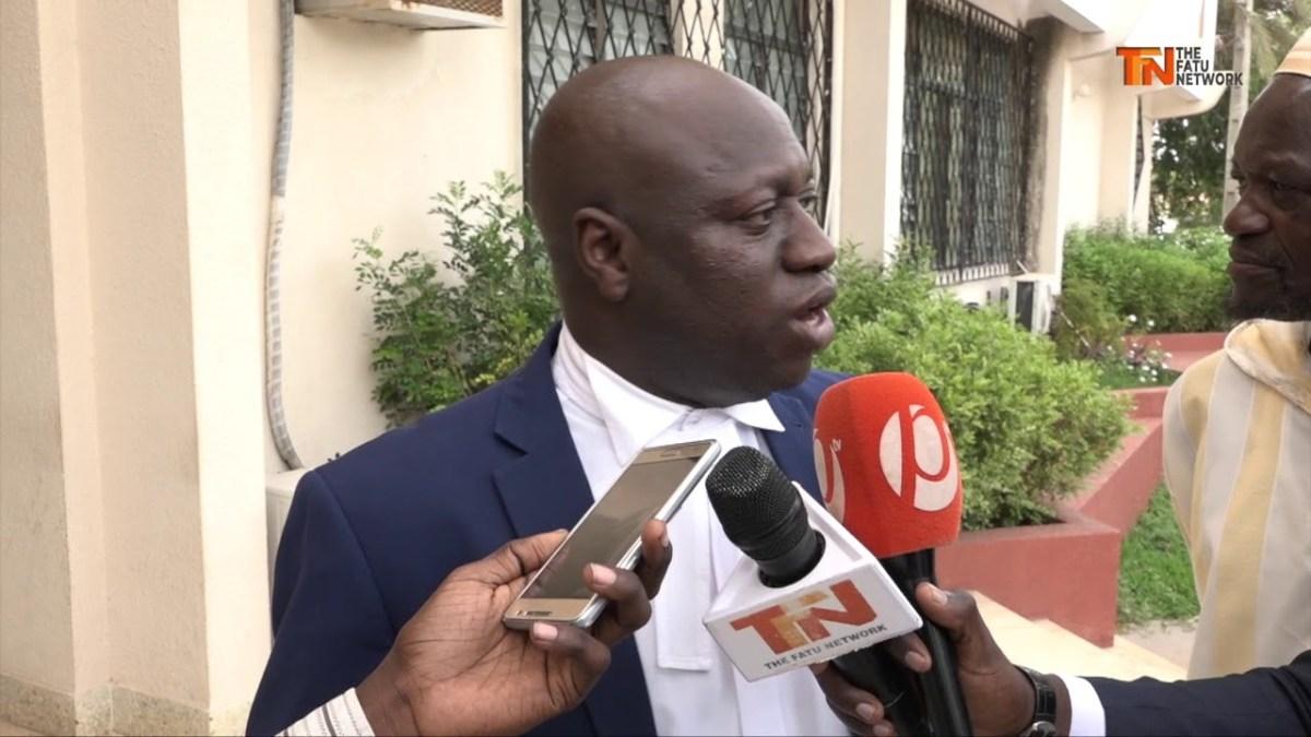 Lawyer Badou Conteh on OJ, Kerr Fatou case