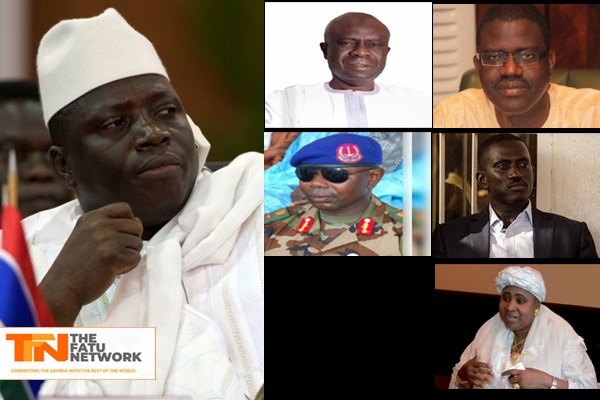 From criminal prosecution to lifetime bans, gov't lays down measures taken against 31 people who assisted Jammeh in his financial criminality