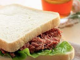 Sandwich Daging Kornet