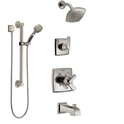 showerhead and hand shower sprayer
