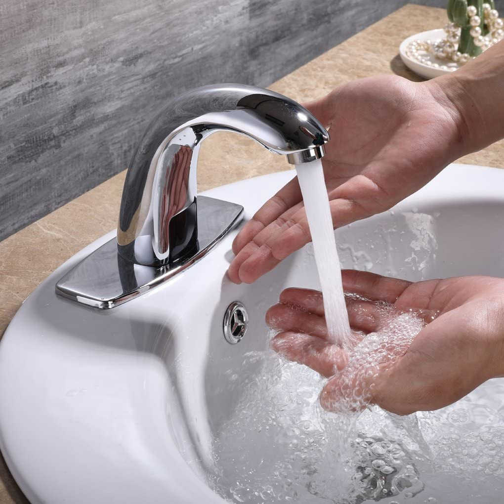 best touchless bathroom faucet reviews