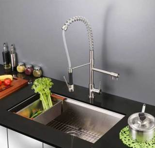 Ruvati RVH8300 Kitchen Sink
