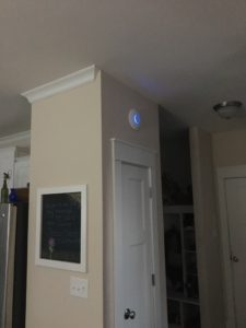 Ubiquiti Unifi - On the wall and running