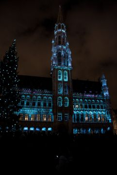 Anoki + Bruxelles by night 061
