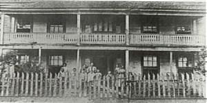 Madison Elliot Moore Hotel circa 1890, Greenbrier, Arkansas