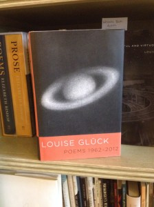 louise gluck