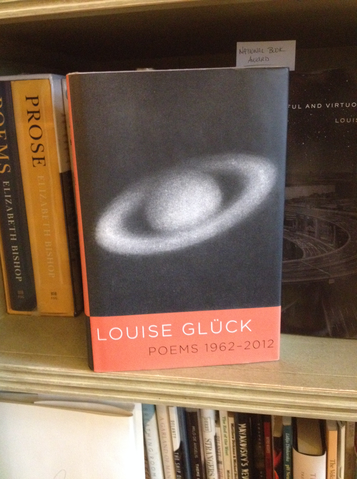 Louise Gluck S Collected Poems Faulkner House Books