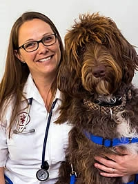 Dr. Angela Holcombe - Faulkville Animal Hospital - Bloomingdale, GA