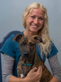 Katy Lorenz - Faulkville Animal Hospital - Bloomingdale, GA
