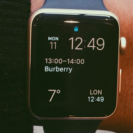 Apple Watch - pre subbing