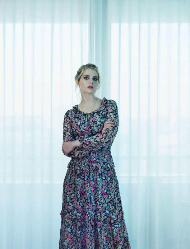 Dress: Claudie Pierlot