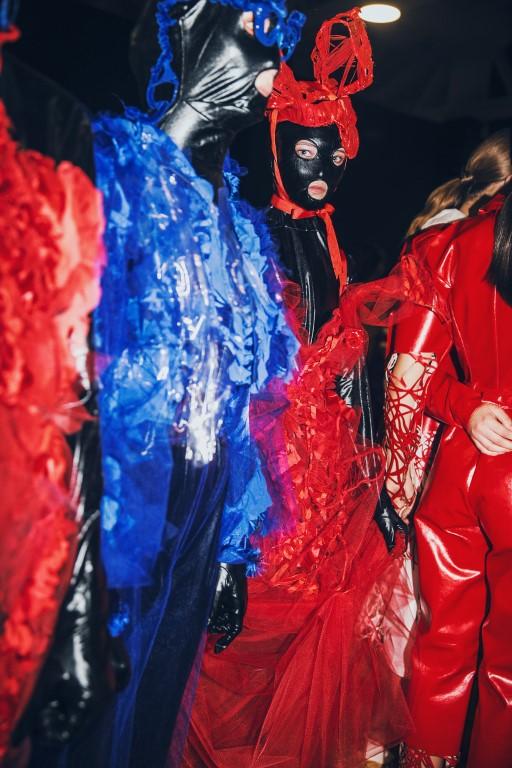 Ariana Spin @ Feeric Fashion Week 2018