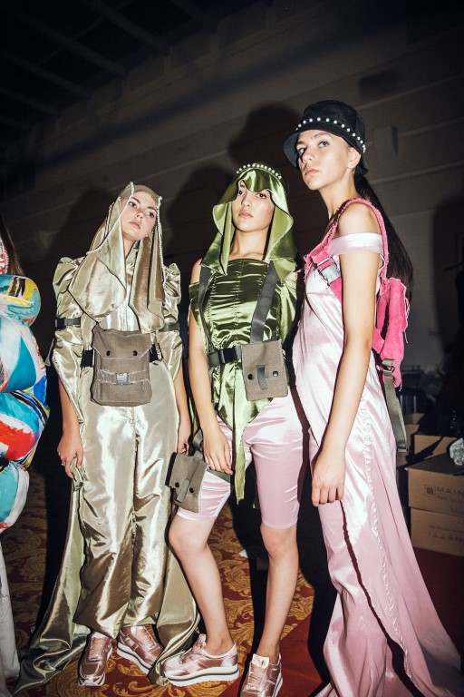 Eliza Dobai @ Feeric Fashion Week 2018