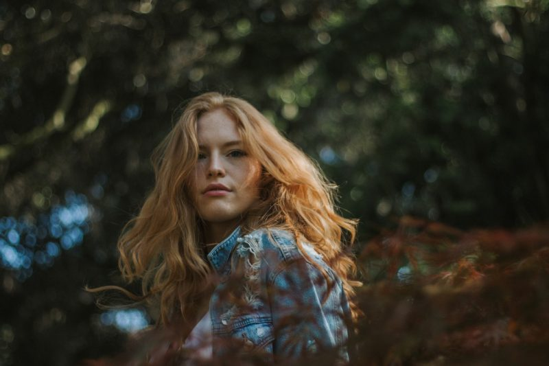 Freya Ridings X FAULT Magazine