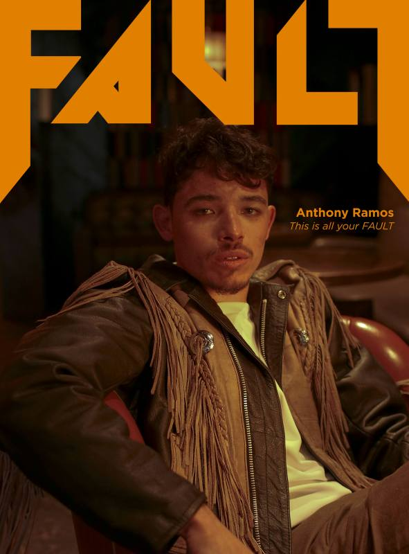 Anthony Ramos In The Heights Hamilton For FAULT Magazine