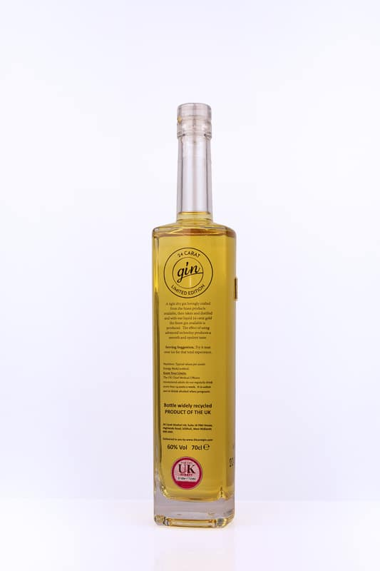 24 carat gin