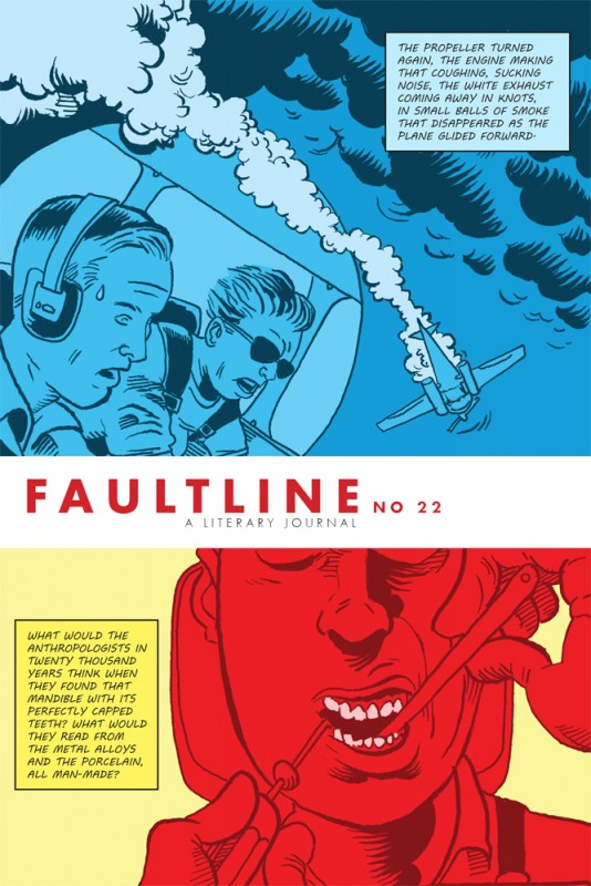 Faultline Literary Review from UC Irvine