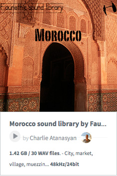 Morocco_SoundLibrary