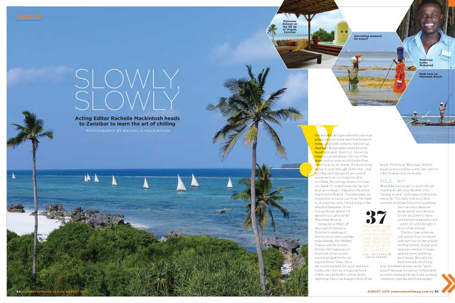 Happy Travel Zanzibar