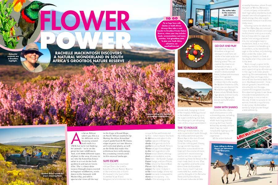 Travel Flower Power