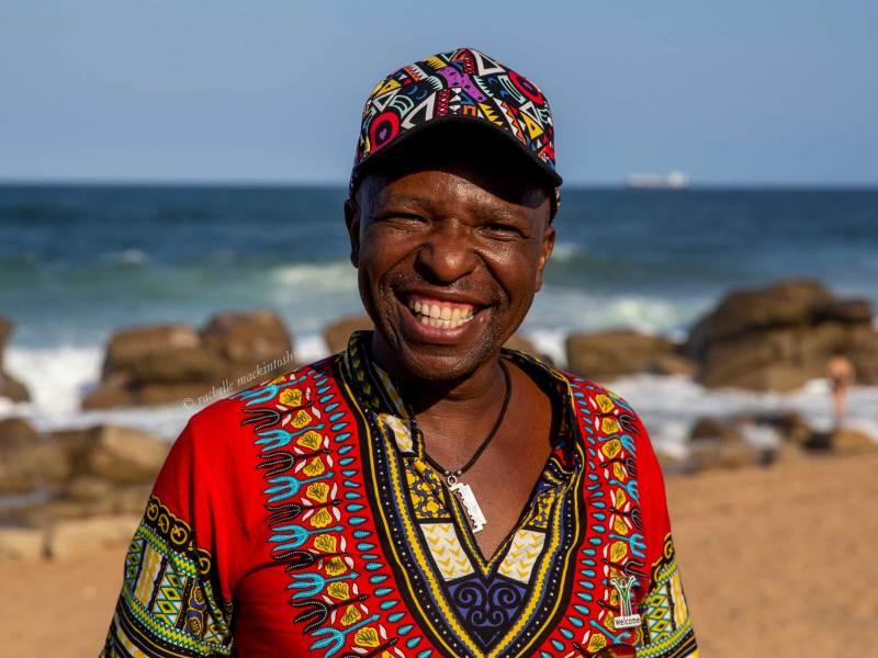 durban beach local south africa