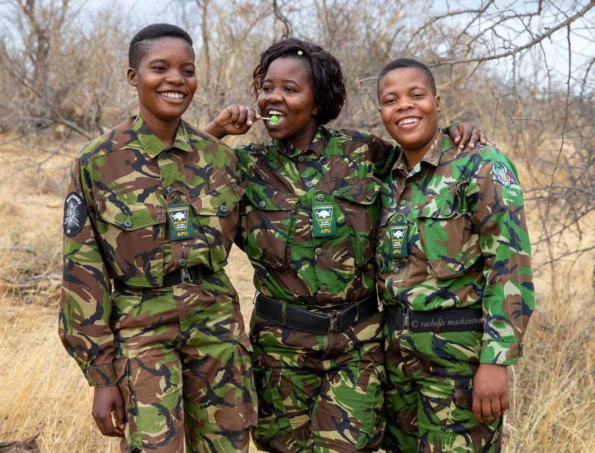 south africa black mambas antipoaching rangers