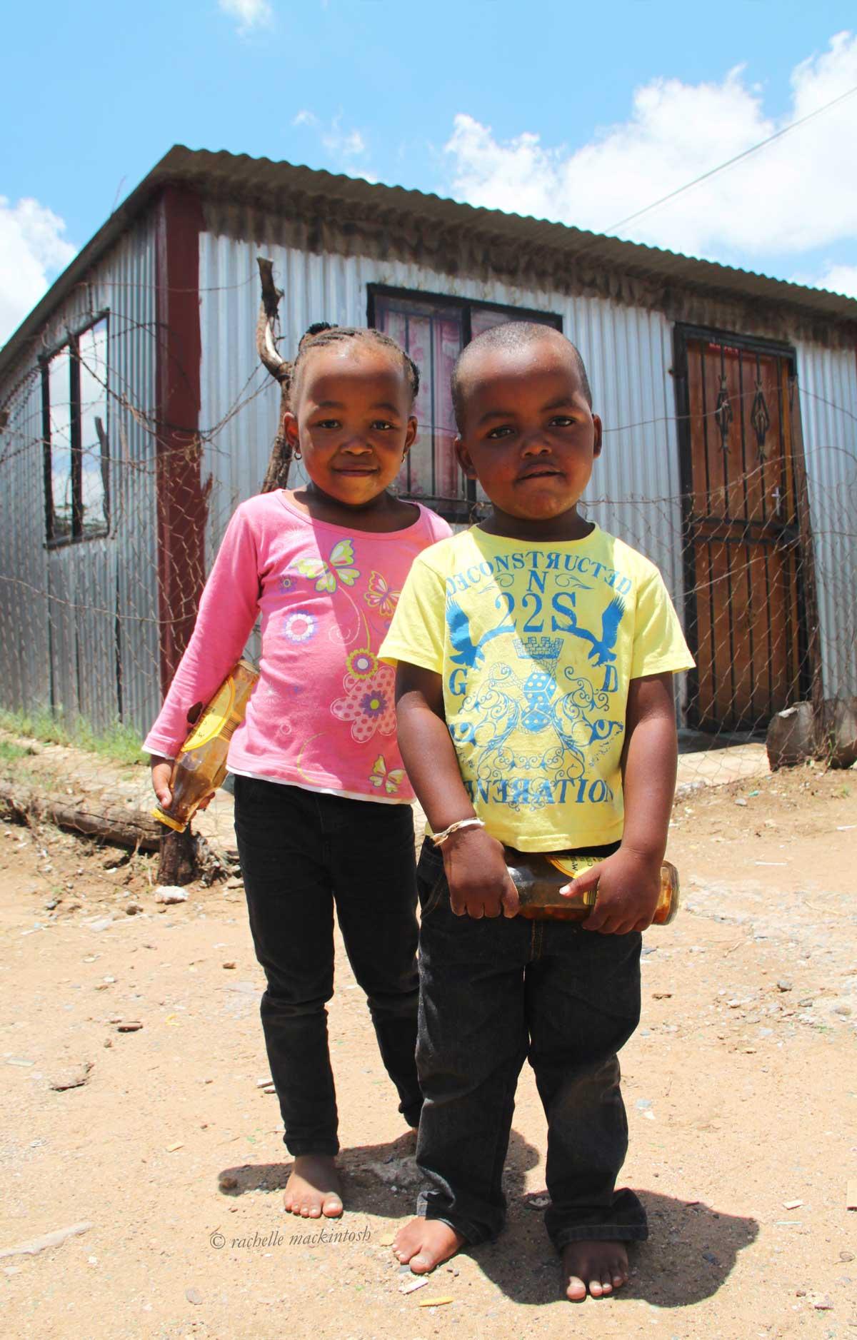 soweto children south africa johannesburg