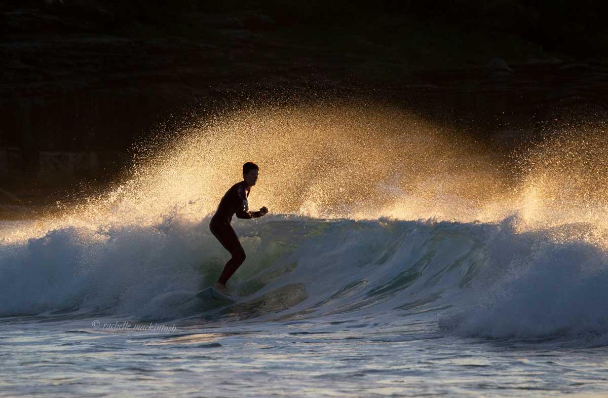 sunrise surf maroubra beach sydney