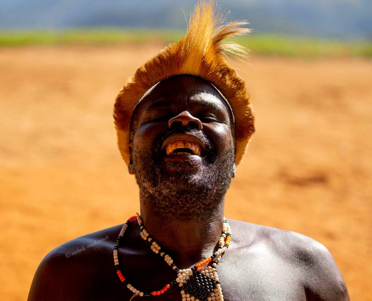 zulu warrior dancer thousand hills