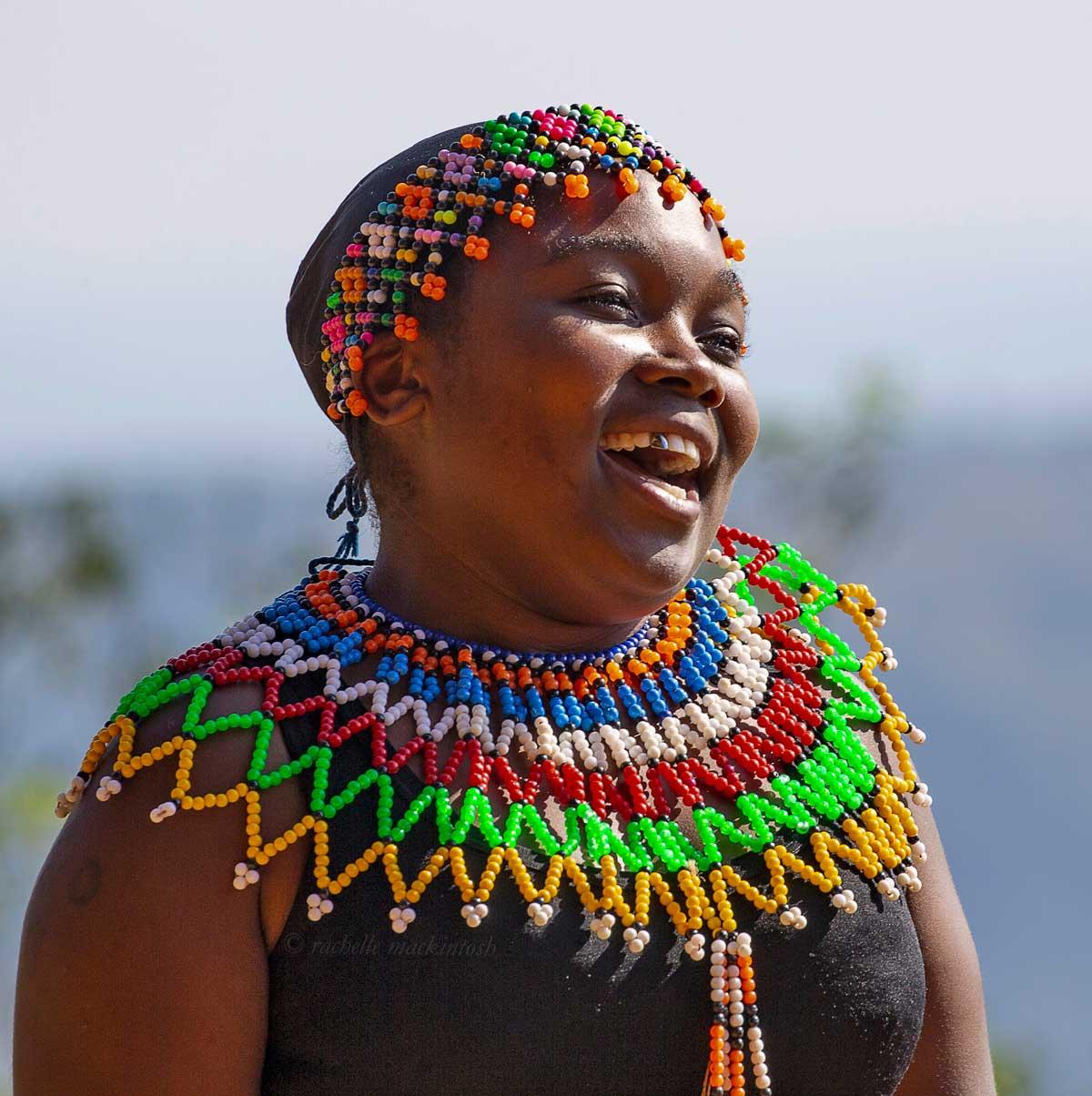 zulu woman south africa