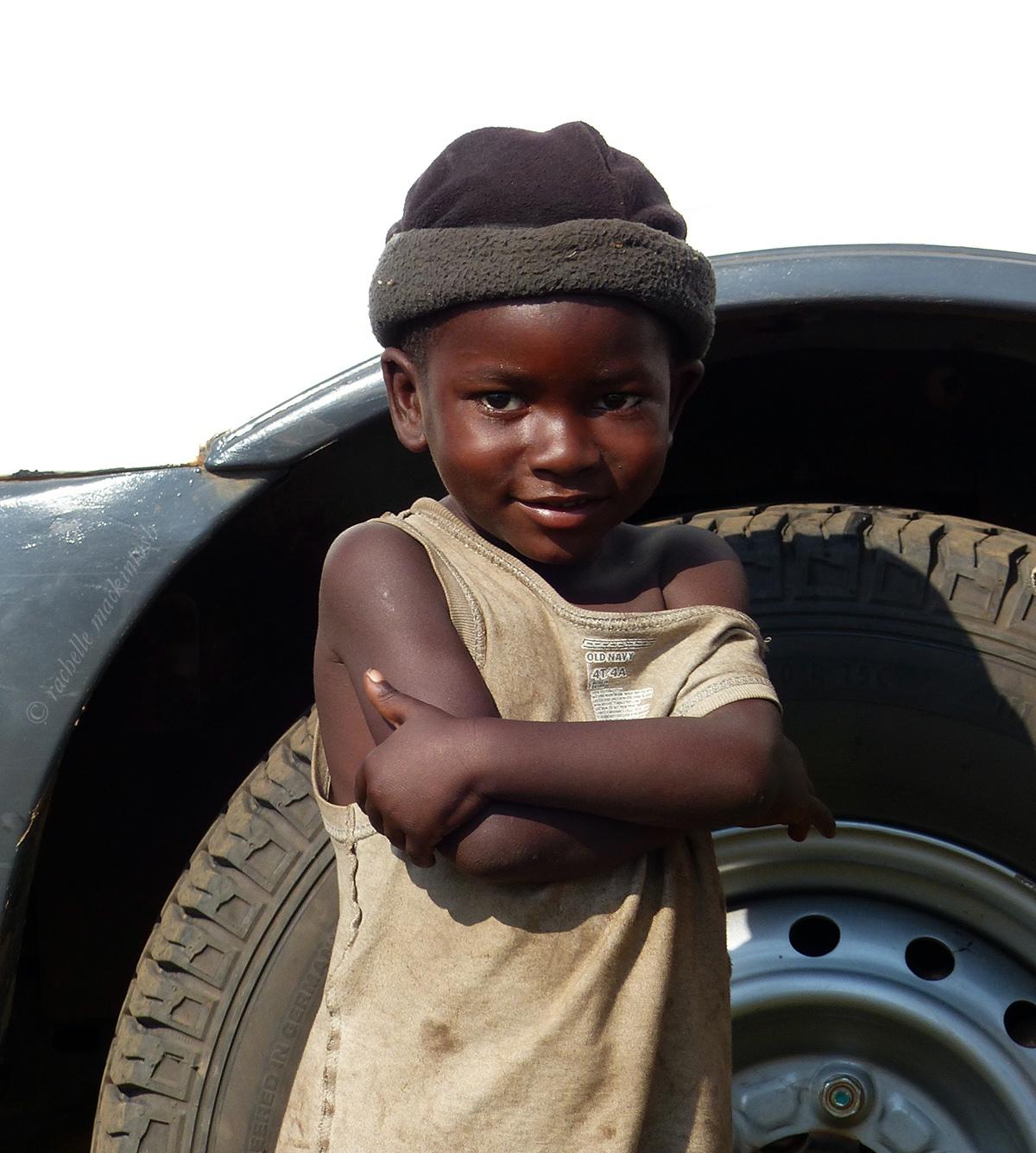 little boy kampala uganda