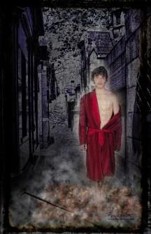 Death Becomes Him | Original Digital Artwork