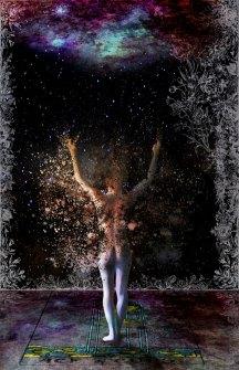 The Cosmos | Original Digital Artwork
