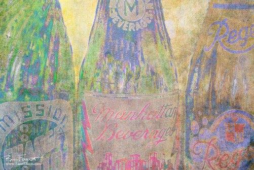 Manhattan Beverages | Original Digital Artwork