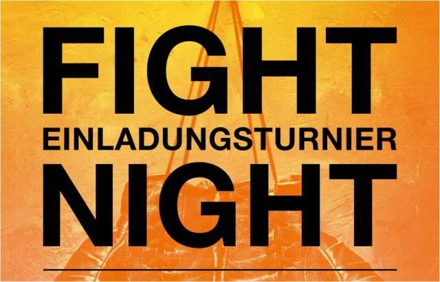 Einladungsturnier – Fight Night Mülheim an der Ruhr